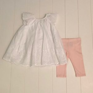 Tahari baby outfit ✨
